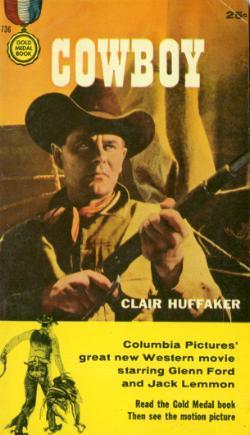 Cowboy Clair Huffaker