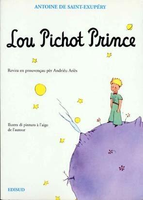Lou Pichot Prince  by  Antoine de Saint-Exupéry