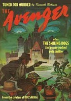 The Avenger Vol. 5: Tuned for Murder & The Smiling Dogs Kenneth Robeson