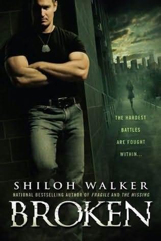 Broken (Rafferty, #2)  by  Shiloh Walker