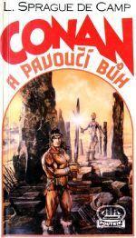 Conan a Pavoučí bůh  by  L. Sprague de Camp