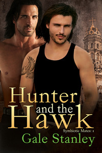 Hunter and the Hawk (Symbiotic Mates #1)  by  Gale Stanley