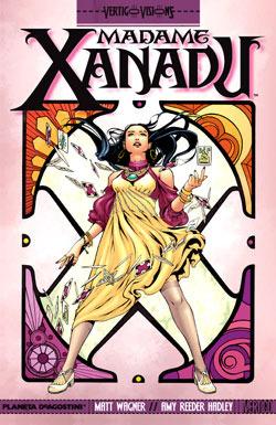 Madame Xanadú #1 (Madame Xanadu Vol. 1 Vertigo Visions) Matt Wagner