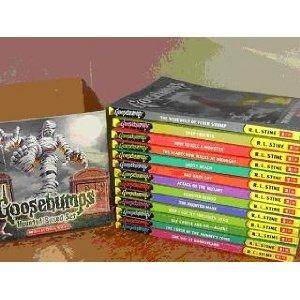 Goosebumps Haunted Boxed Set (Goosebumps, 13 Books)  by  R.L. Stine