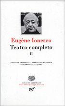 Teatro completo II Eugène Ionesco