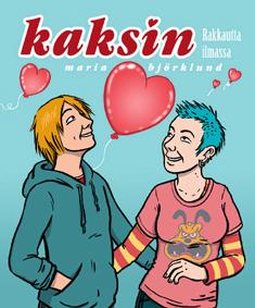 Kaksin : rakkautta ilmassa Maria Björklund