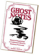 California Ghost Notes: Haunted Happenings throughout the Golden State Randall A. Reinstedt