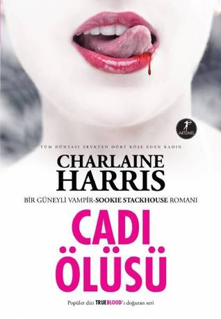 Cadı Ölüsü (Sookie Stackhouse, #4)  by  Charlaine Harris