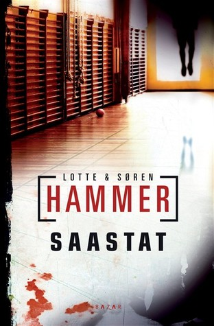 Saastat (Konrad Simonsen, #1)  by  Lotte Hammer
