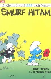Smurf Hitam (Smurf, #1) Peyo