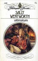Ultimatum  by  Sally Wentworth