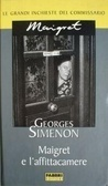 Maigret e laffittacamere  by  Georges Simenon