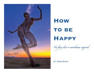 How to be Happy (No Fairy Dust or Moonbeams Required)  by  Cara Stein