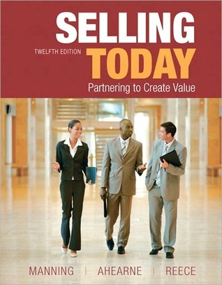 Selling Today (2-download) Gerald L. Manning