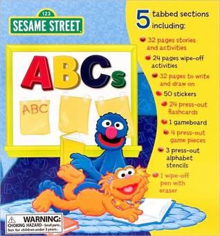 Sesame Street ABCs  by  P.J. Shaw