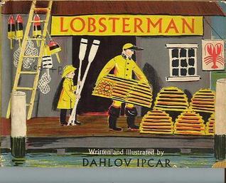 Lobsterman  by  Ipcar Dahlov