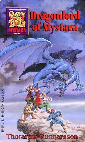 Dragonlord of Mystara (Mystara: The Dragonlord Chronicles, #1) Thorarinn Gunnarsson