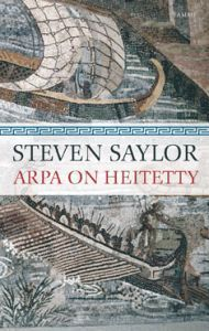 Arpa on heitetty (Roma Sub Rosa, #7)  by  Steven Saylor