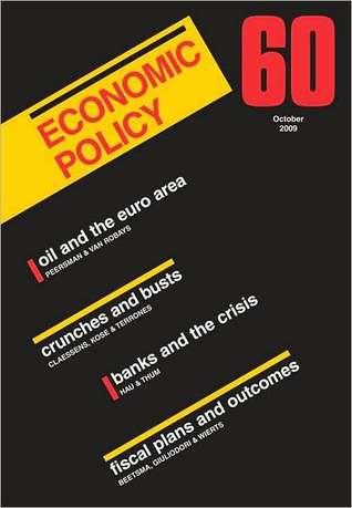 Economic Policy 60 Georges De Menil