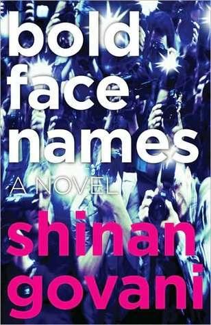 Boldface Names Shinan Govani