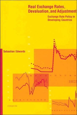 Real Exchange Rates, Devaluation, and Adjustment: Exchange Rate Policy in Developing Countries  by  Sebastian Edwards