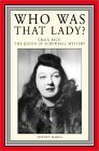 Who Was That Lady?: Craig Rice: The Queen of Screwball Mystery Jeffrey Marks