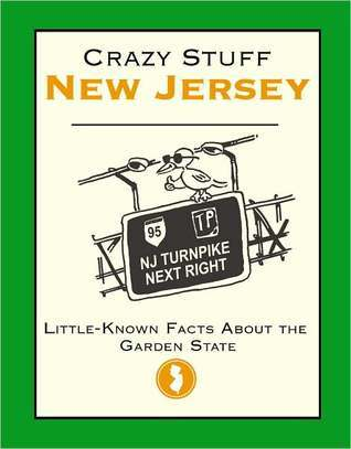 Crazy Stuff New Jersey Cliff Road Books