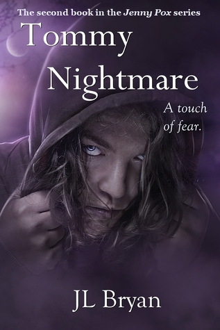 Tommy Nightmare (The Paranormals, #2)  by  J.L. Bryan