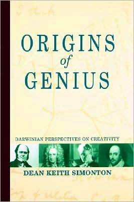 Origins of Genius  by  Dean Keith Simonton