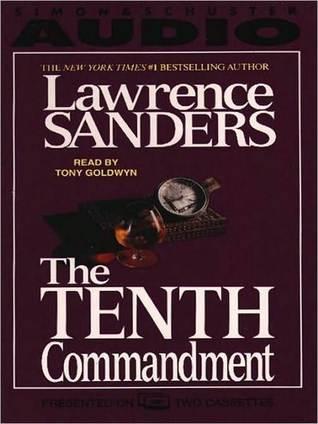 Tenth Commandment Lawrence Sanders