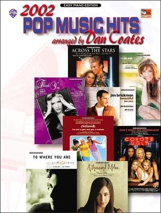 2002 Pop Music Hits  by  Dan Coates