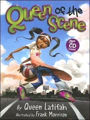 Queen of the Scene [With CD (Audio)]  by  Queen Latifah