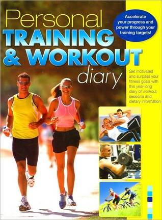 Personal Training and Workout Diary Hinkler Books