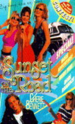 Sunset on the Road (Sunset Island, #14)  by  Cherie Bennett