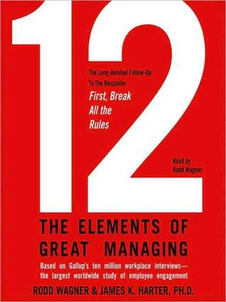 12: The Elements of Great Managing Rodd Wagner