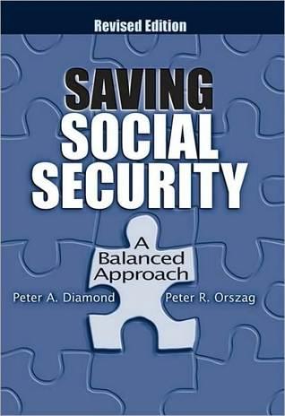 Saving Social Security Rev Edtn Peter Diamond