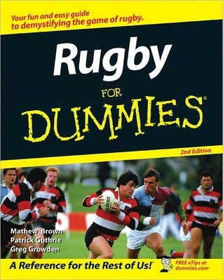 Rugby for Dummies  by  Patrick Guthrie