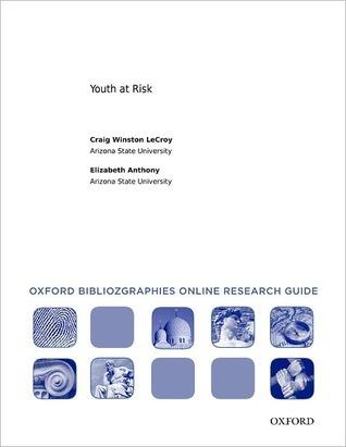 Youth at Risk Elizabeth Anthony