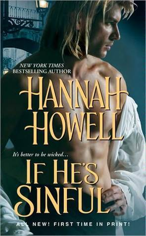 If Hes Sinful  by  Hannah Howell