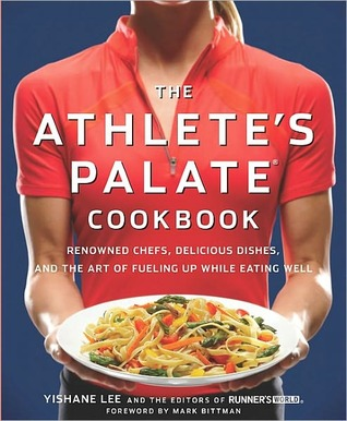 Athletes Palate Cookbook Yishane Lee