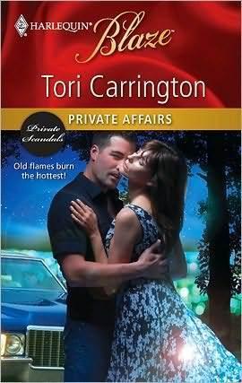 Private Affairs Tori Carrington