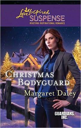 Christmas Bodyguard (Guardians, Inc., #1)  by  Margaret Daley