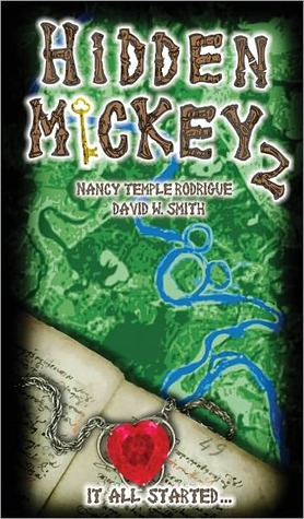 HIDDEN MICKEY 2: It All Started... Nancy Temple Rodrigue