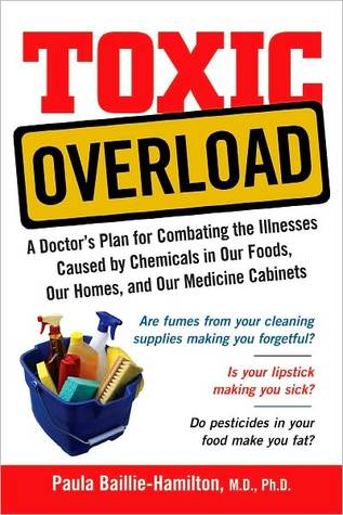 Toxic Overload: A Doctors Plan for Combating the Illnesses Caused  by  Chemicals in Our Foods, Ou by Paula Baillie-Hamilton