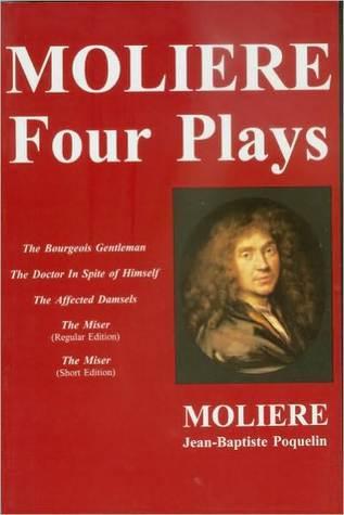 Molière Four Plays Molière