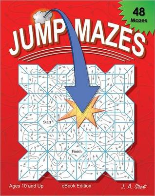 Jump Mazes, eBook Edition J.A. Stuart
