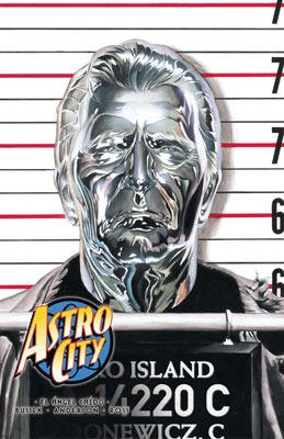 Astro City #4: El ángel caído  by  Kurt Busiek