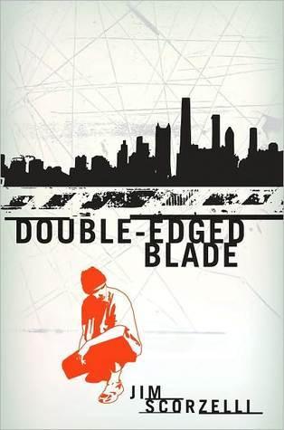 Double-Edged Blade  by  Jim Scorzelli