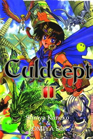 Culdcept 03  by  Shinya Kaneko
