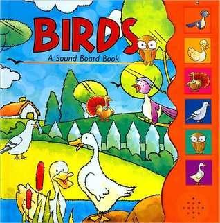 Birds: A Sound Board-Book Staff of Robert Frederick, Ltd.
